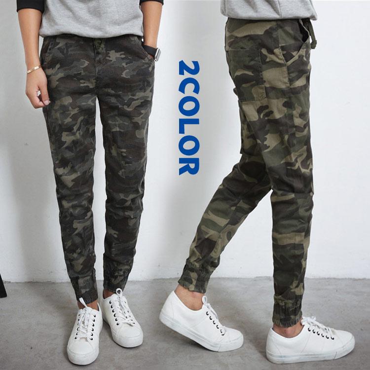 パンツ メンズ スキニー ストレッチ テーパード ジーンズ スキニーパンツ 迷彩柄 細身 迷彩柄パンツ メンズ シンプル